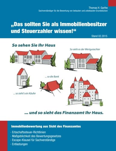 Immobilienbewertung aus Sicht des Finanzamtes: