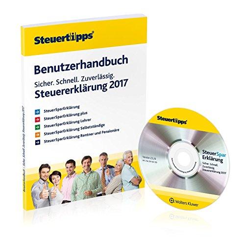 Akademische Arbeitsgemeinschaft SteuerSparErklärung 2018 I für Steuerjahr 2017 I PC Standardverpackung