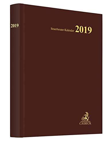 Steuerberater-Kalender 2019 (Schriften des Deutschen wissenschaftlichen Steuerinstituts der Steuerberater e.V.)